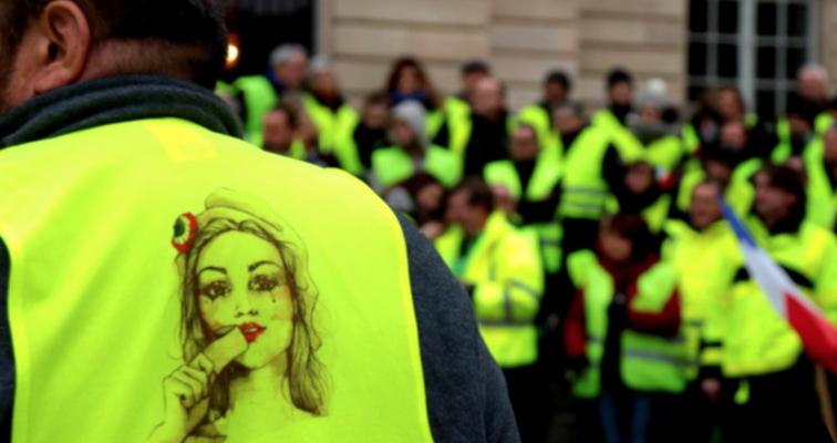 [#giletsjaunesconstituants] chez Taddéï, Interdit d'interdire – Gilets jaunes: suite ou fin?