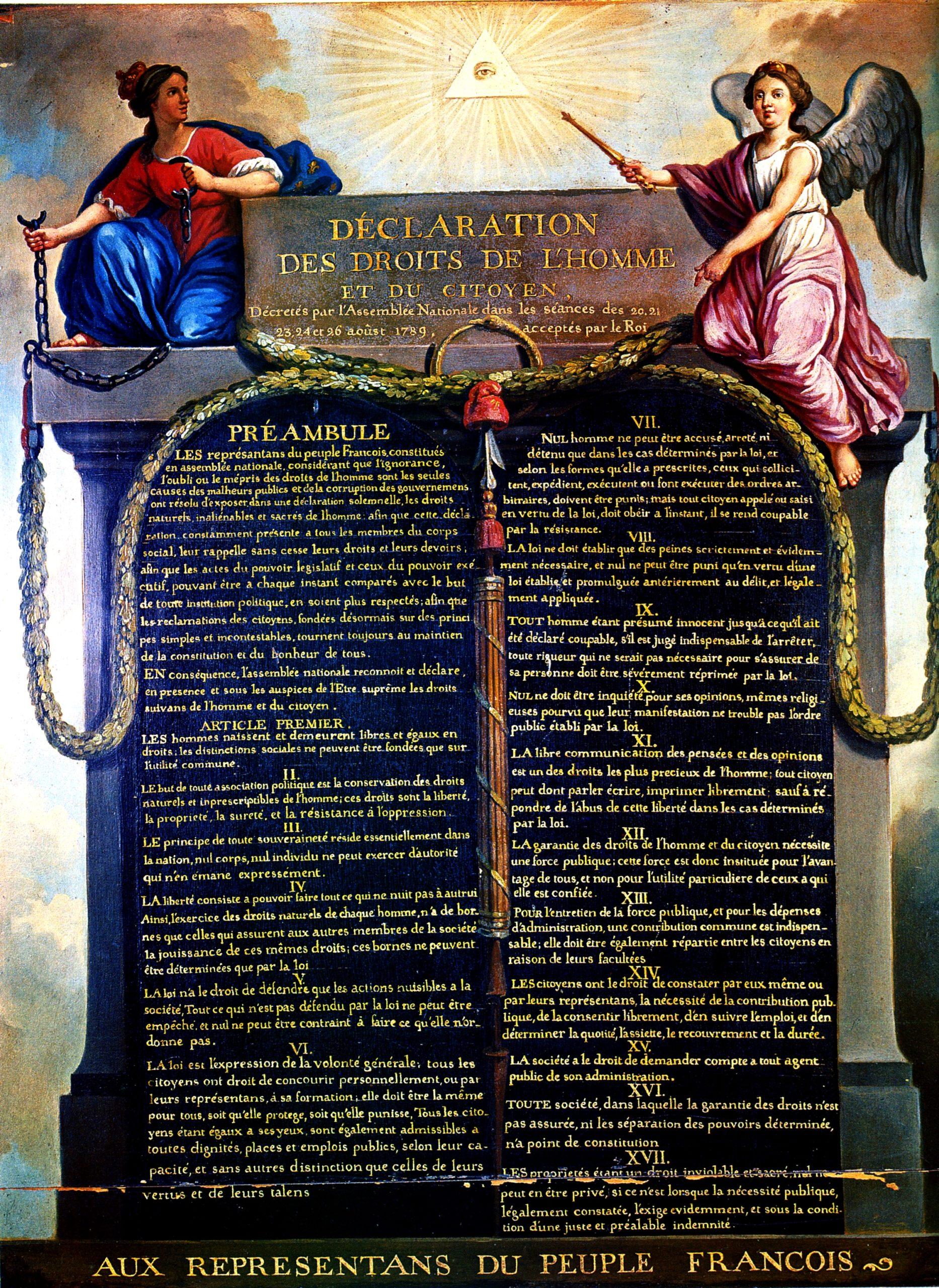 Quel est le rôle législatif légitime des citoyens? Audition du constitutionnaliste Dominique Rousseau à l'Assemblée sur l'art. 6 de la DDHC 1789