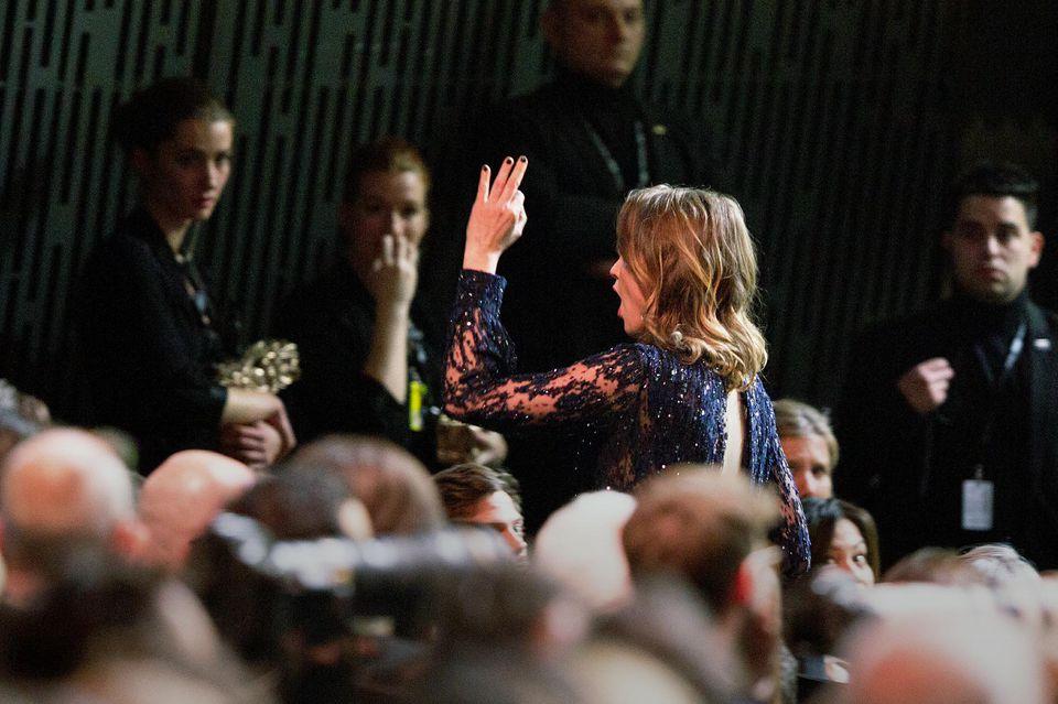 Formidable coup de gueule de Virginie Despentes: Césars: «Désormais on se lève et on se barre»