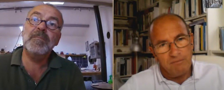 Insurrection violente ou pas? (+ Monnaie + Francis Cousin) Entretien avec Jean-Christophe Chavanon