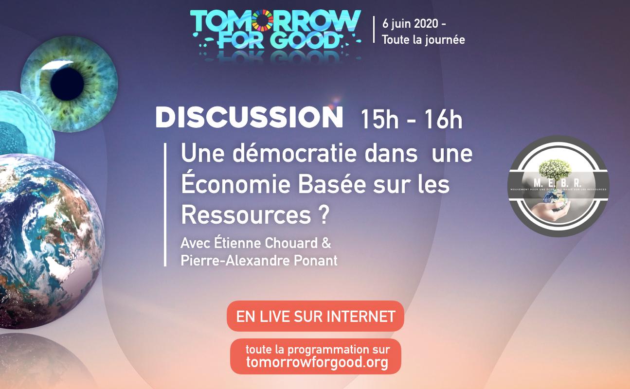 6 juin 2020, 15 h: une démocratie dans une économie basée sur les ressources? avec Pierre-Alexandre PONANT