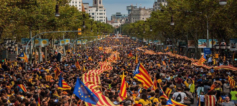 [Catalogne, droit des peuples à disposer d'eux-mêmes] Jordi Cuixart, Catalan emprisonné pour résistance à l'oppression: 17 leçons de démocratie, leçons de dignité (magnifique vidéo, 5 min)